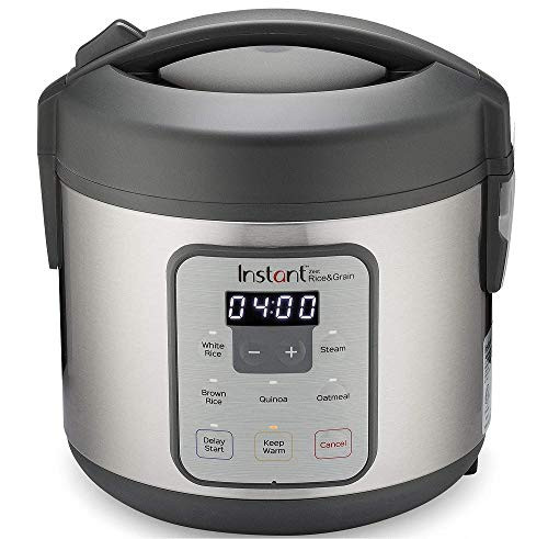 Instant Zest Rice Cooker, 8 Cup Up to 50% Off! Was $60.00!