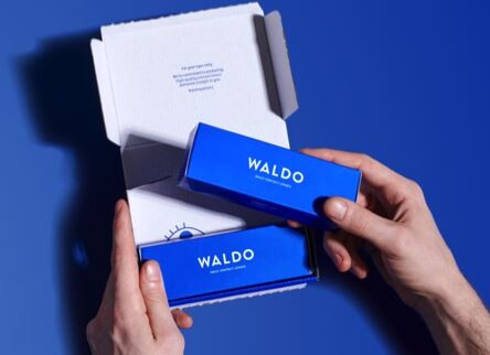 FREE 10-Day Trial of Waldo Contact Lenses