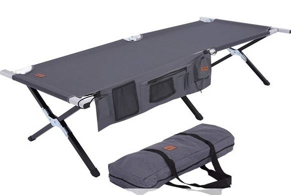 Tough Outdoors Camping Cot – X-Large $64.99 (reg $101.99)