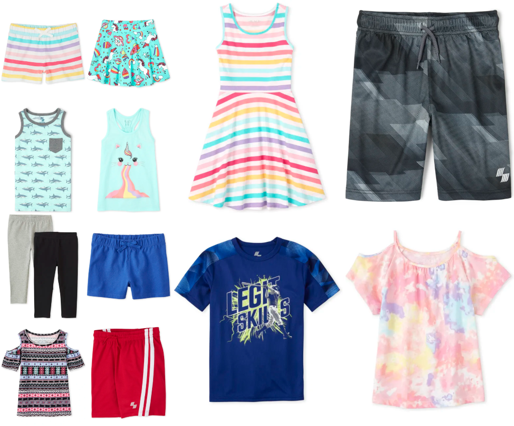 Children's Place: Kids & Babies Clothes as low as $1.99 Shipped!