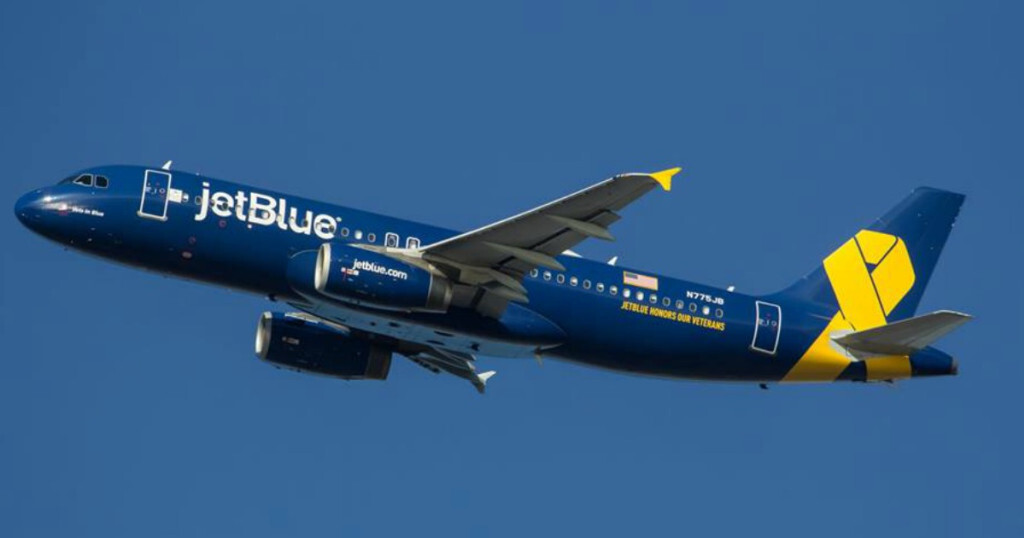 100,000 Healthcare Workers & First Responders Will Win JetBlue Roundtrip Tickets!!