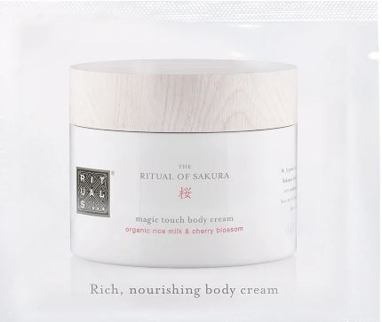 FREE Rituals Body Cream Sample! LIMITED STOCK!!
