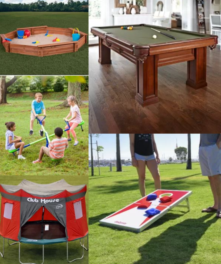Outdoor Play for Kids & Adults Sale at Wayfair: Up to 55% off