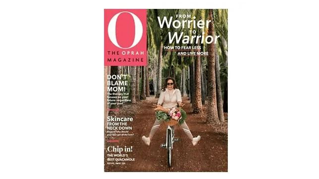 Free One Year Subscription to O, The Oprah Magazine