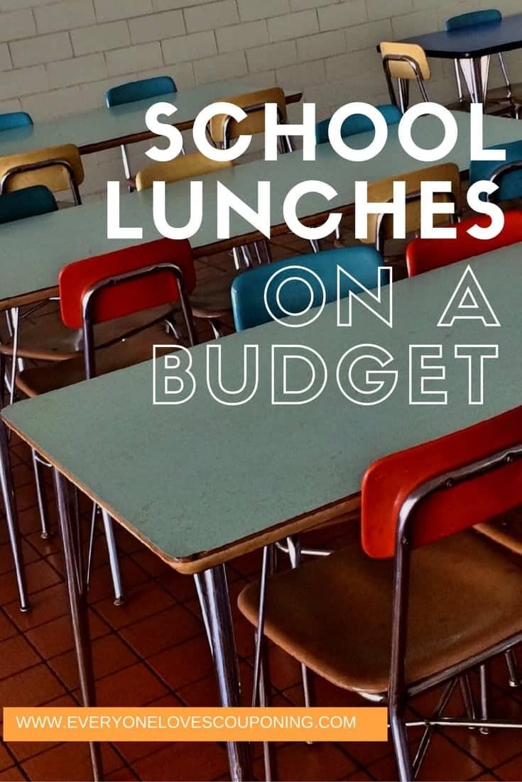 School Lunches on a Budget