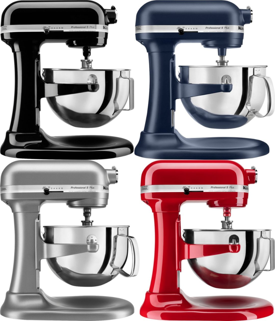 KitchenAid Pro Stand Mixer Only $199.99 Shipped! (Reg $500) BLACK FRIDAY PRICE!