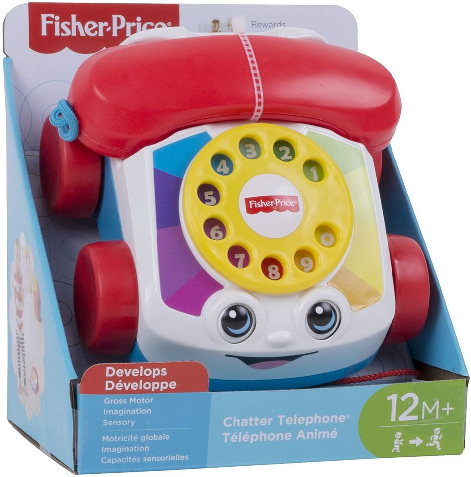 65% Off Fisher-Price Chatter Telephone! Was $14.25!