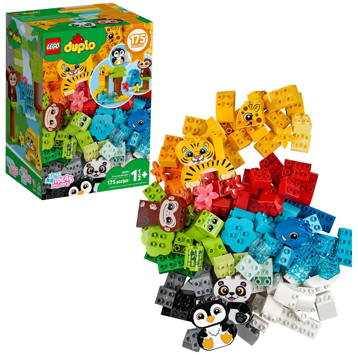 Walmart Black Friday! LEGO DUPLO Classic Creative Animals ONLY $15 (REG. $58)