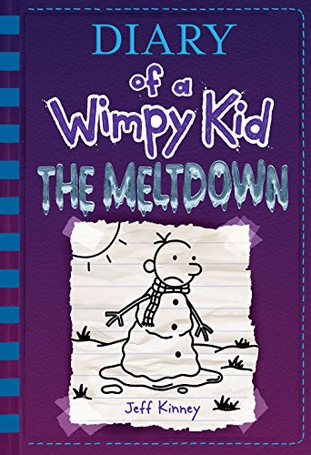 60% Off The Meltdown (Diary of a Wimpy Kid Book 13)! Was $13.95!