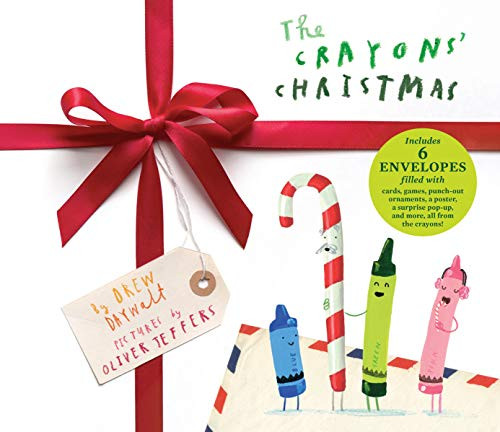 46% Off The Crayons' Christmas! Was $19.99!