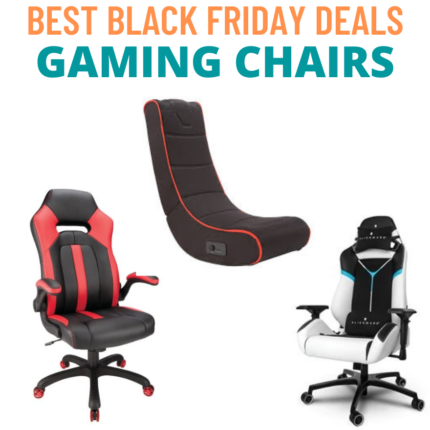 Best Gaming Chair Deals Black Friday 2020