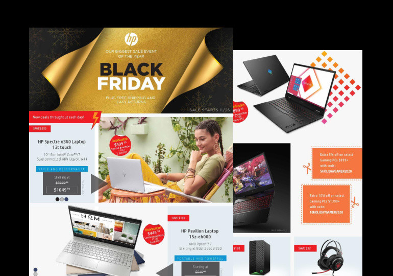 BEST HP Black Friday Deals + Ad Scan!