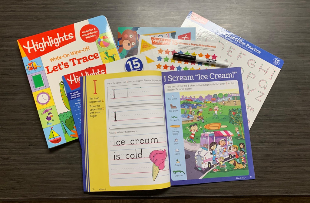 Highlights Kids Subscription Box Just $4.95 Shipped | Includes Workbooks, Stickers, Puzzles & More!