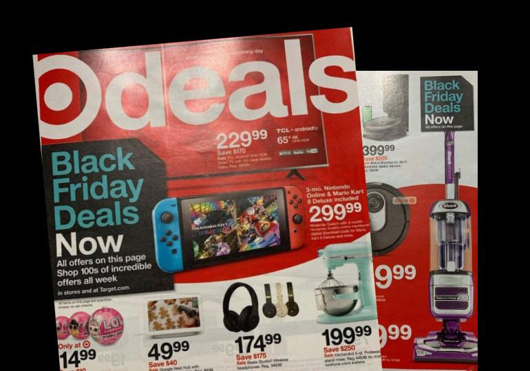 Target Black Friday Ad – Deals Start November 22!