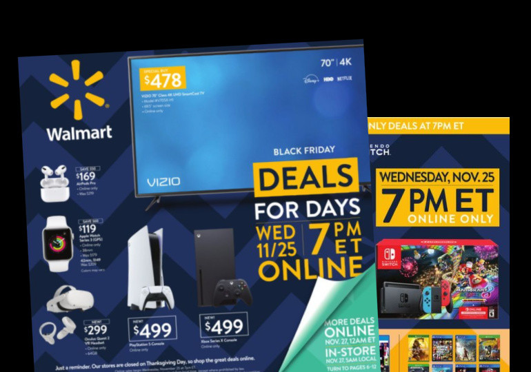 Walmart Black Friday 2020 – BEST DEALS!