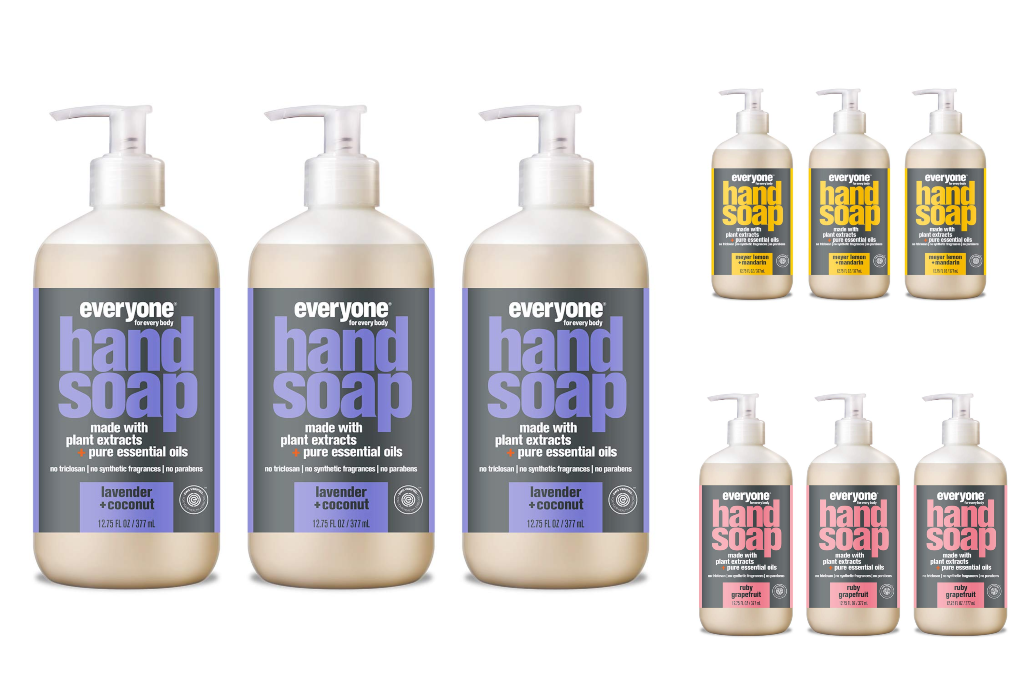 Everyone Hand Soap 3 Count  – 45% PRICE DROP+SUB/SAVE!