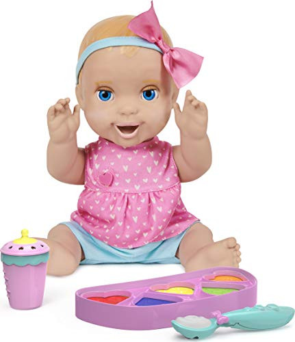 61% Off Mealtime Magic Mia, Interactive Feeding Baby Doll! Was $59.99!