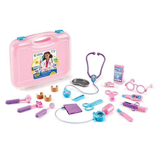 57% Off Learning Resources Pretend and Play Doctor Kit! Was $39.99!