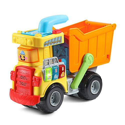 36% Off VTech Go! Go! Smart Wheels Ramp It Up Dump Truck! Was $27.99!