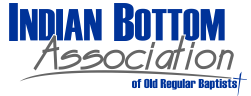 Indian Bottom Association Of Old Regular Baptists