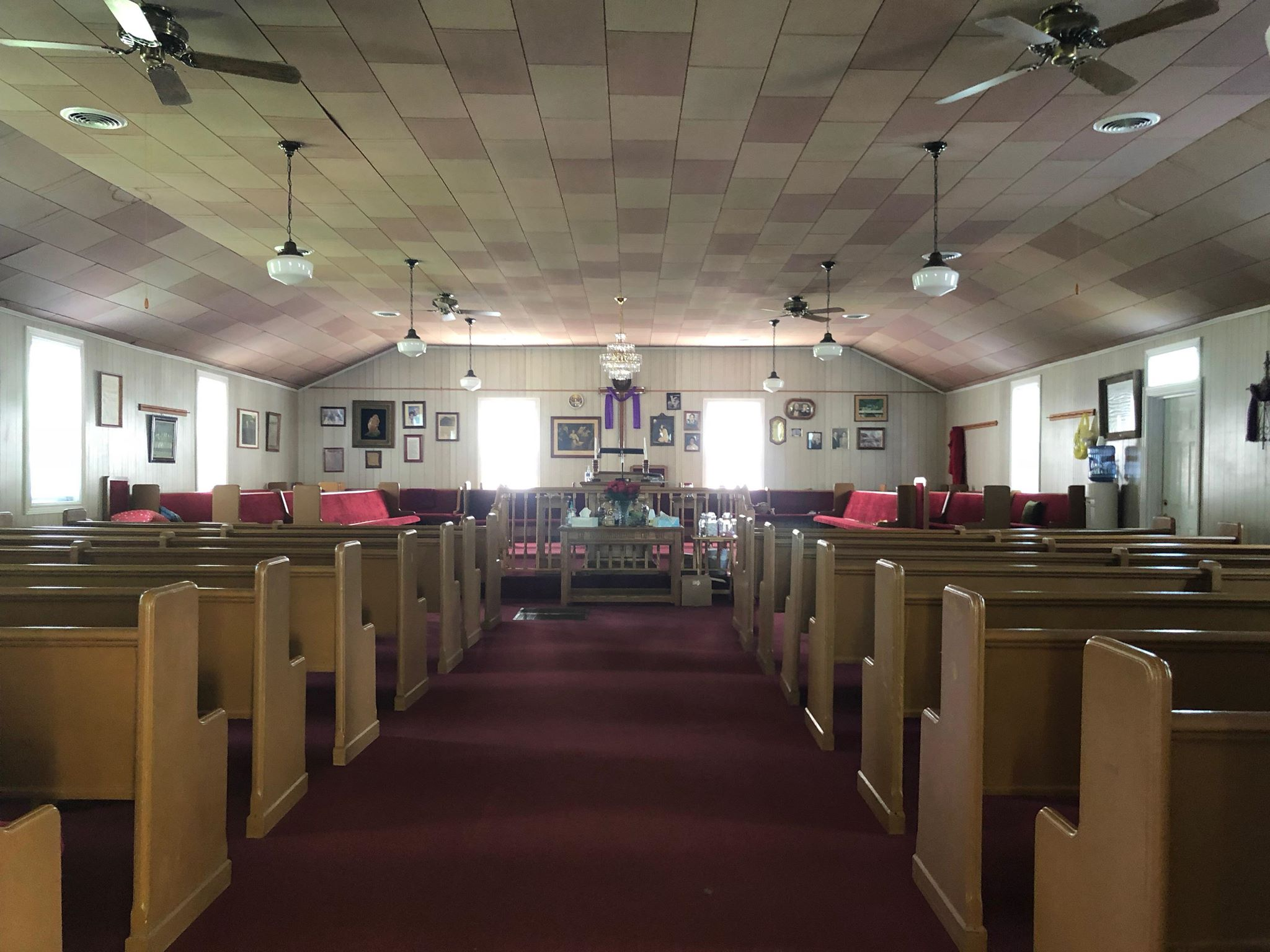 big leatherwood church 2