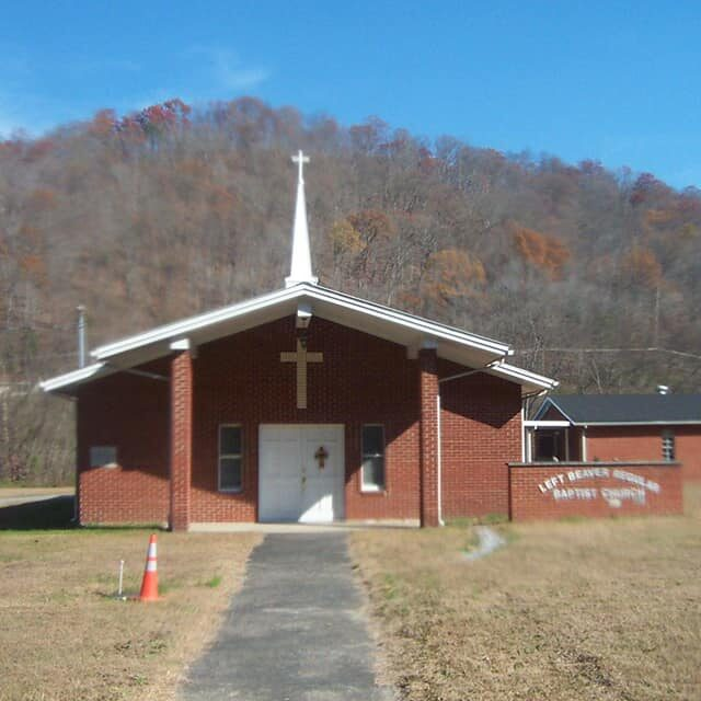 Left Beaver church