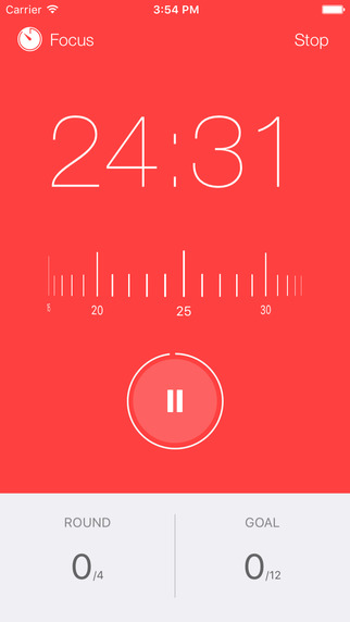 Pomodoro and time management