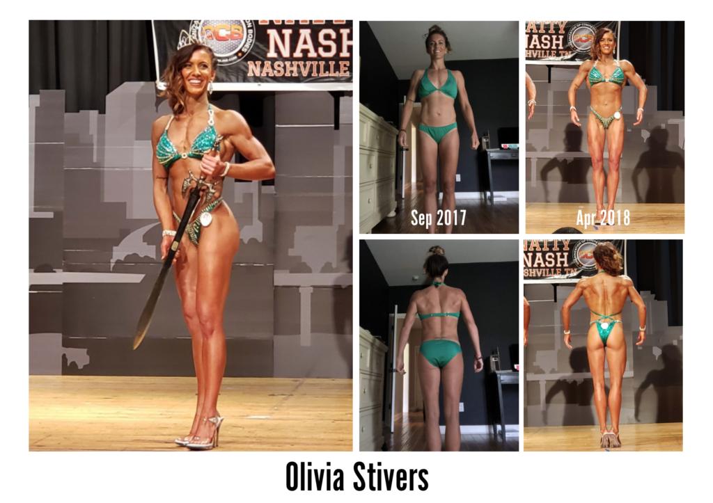 Olivia Stivers- Figure Pro