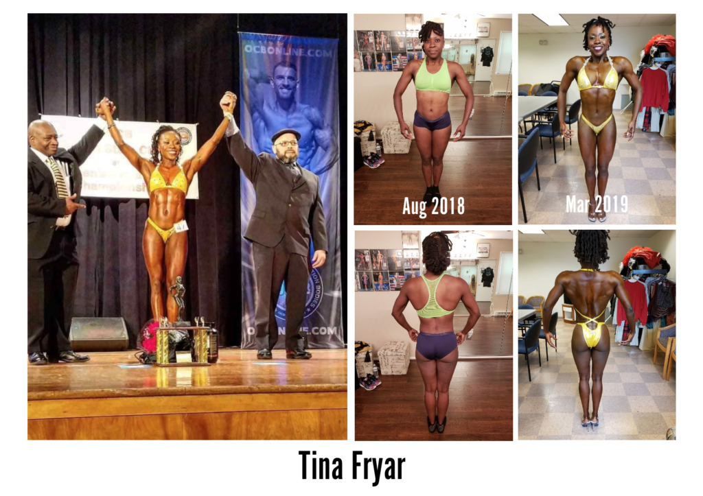 Tina Fryar-Jones - Figure Pro
