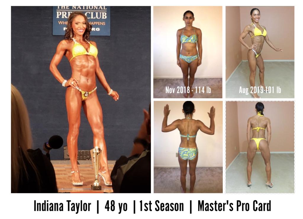 Indiana Taylor - Master's Bikini Pro