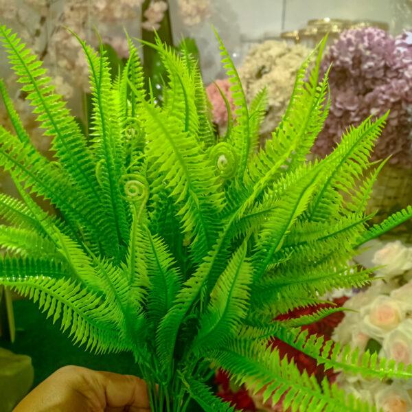 PFL502L-Fern-Leaves-Bush