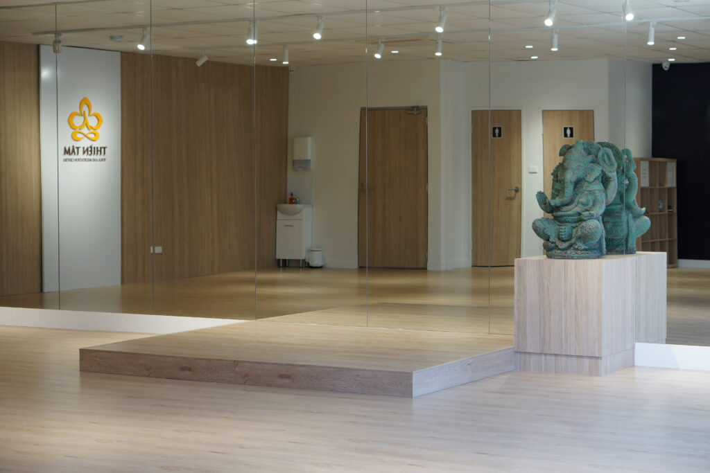 Thien Tam - Yoga and Meditation Centre Studio