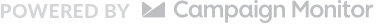 Powered By Campaign Monitor
