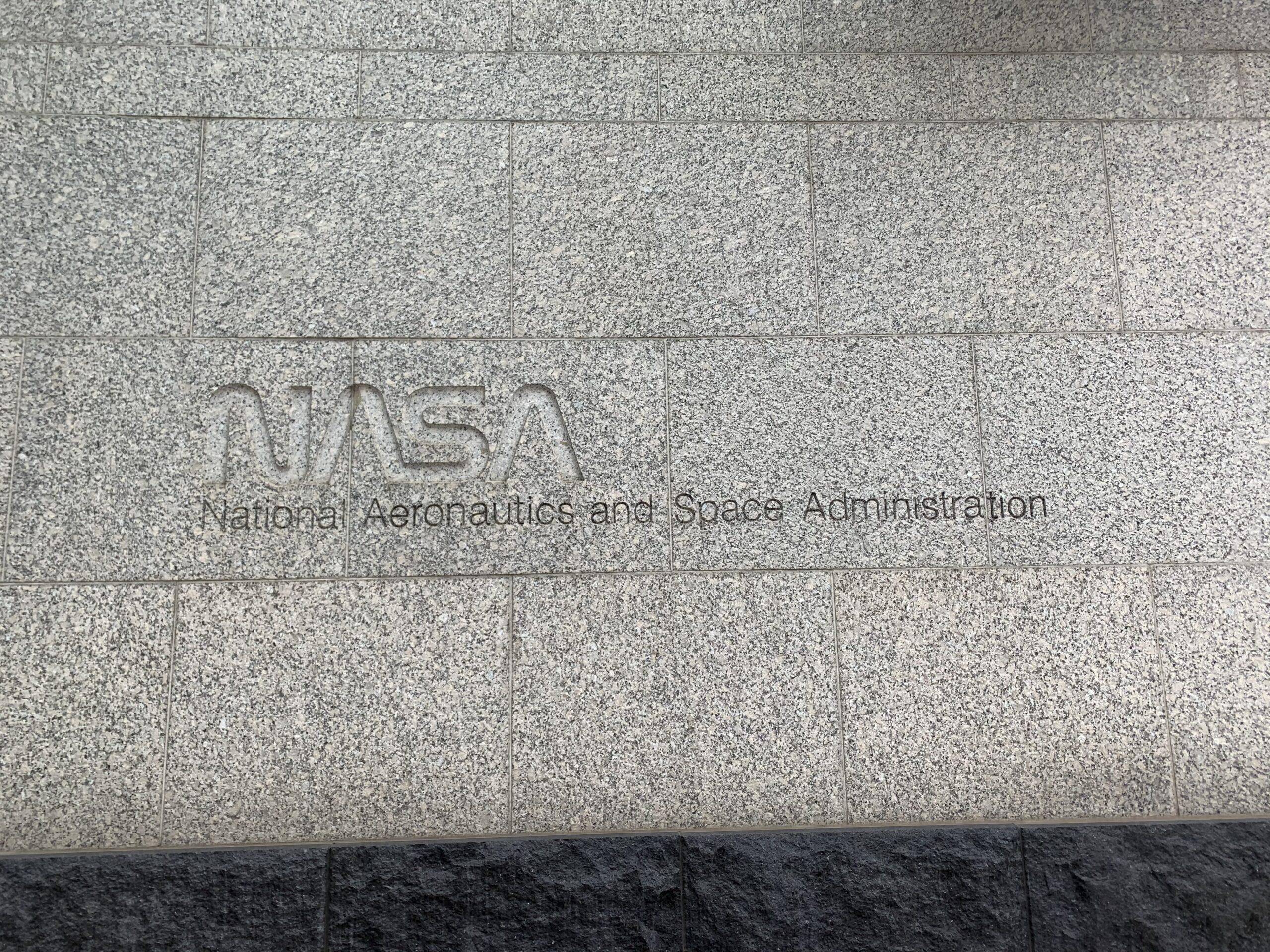 NASA visit, Jahn Research Group, Molly Jahn