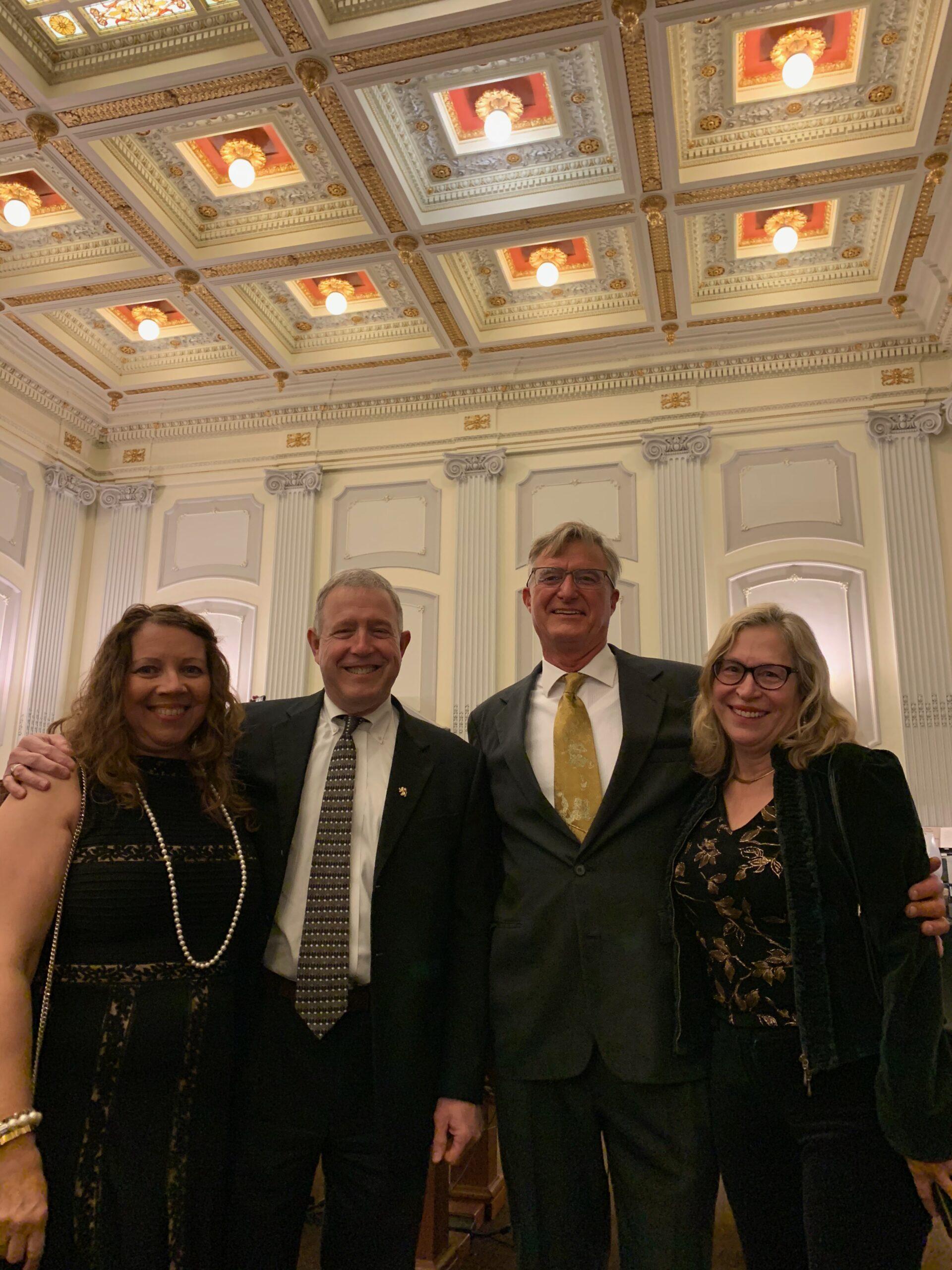 Molly Jahn, Bill Oemichen, Jahn Research Group