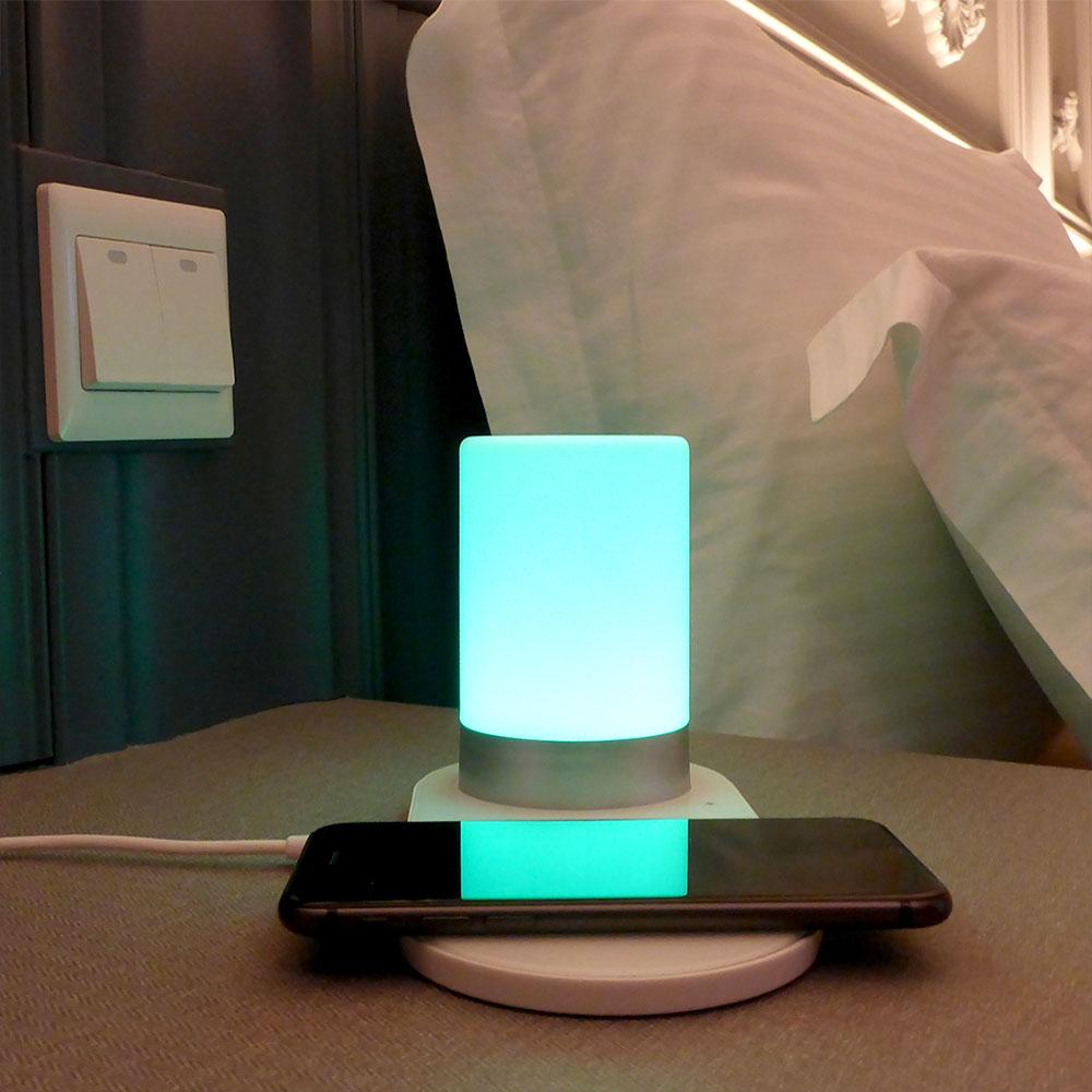 lxory qi LED lamp