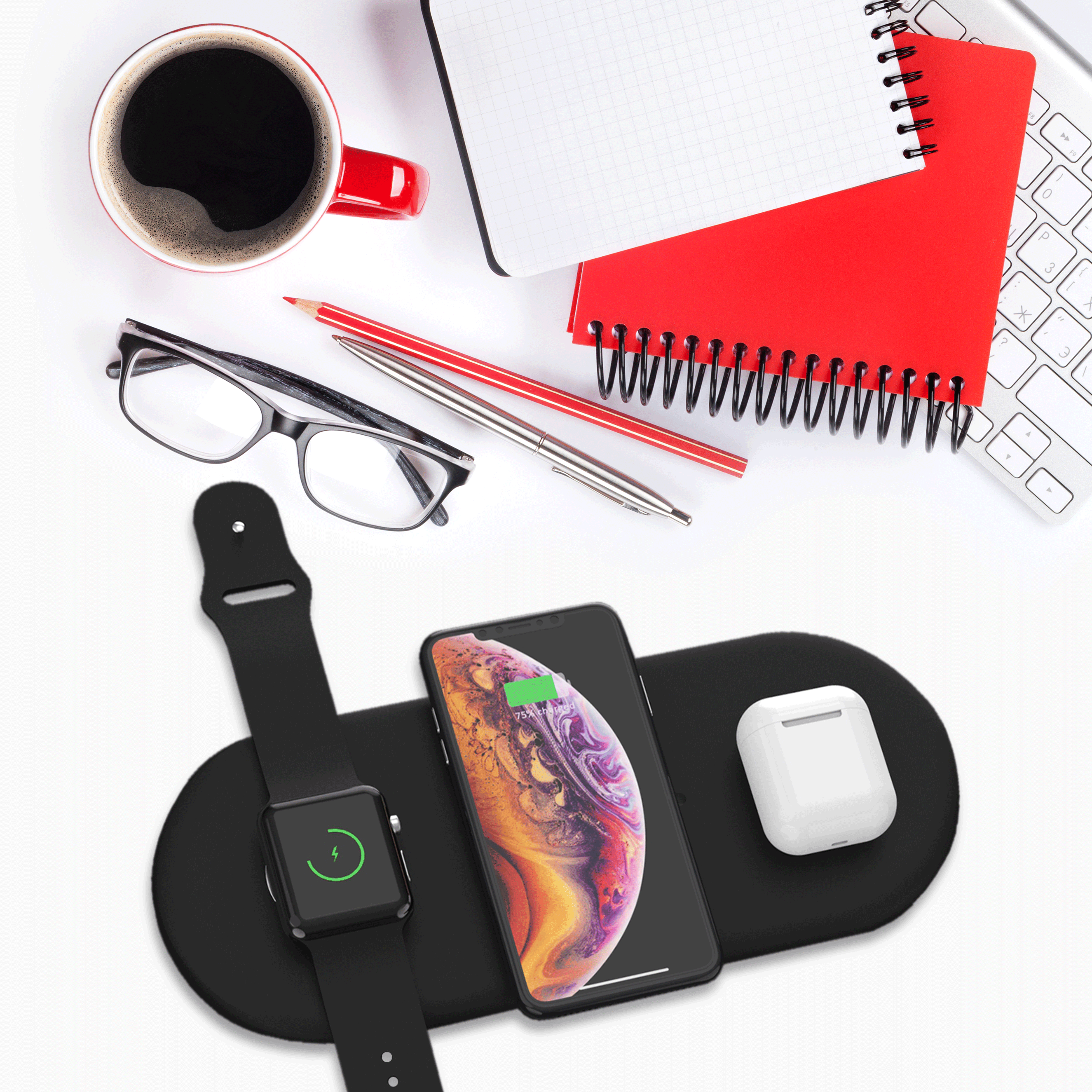 App;e Watch and iphone charger