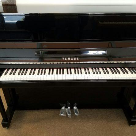 Yamaha B3PEC Polished Ebony Upright Piano