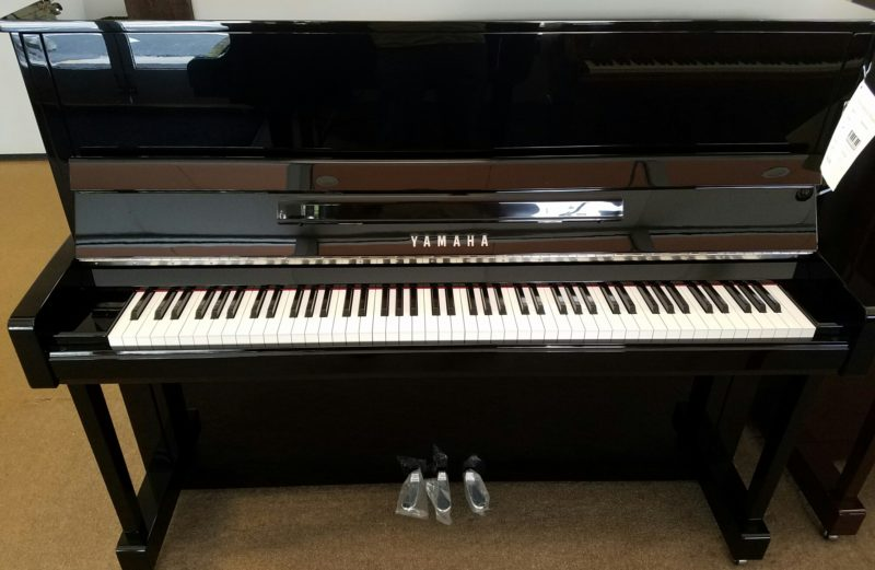Yamaha B3PEC Polished Ebony Upright Piano