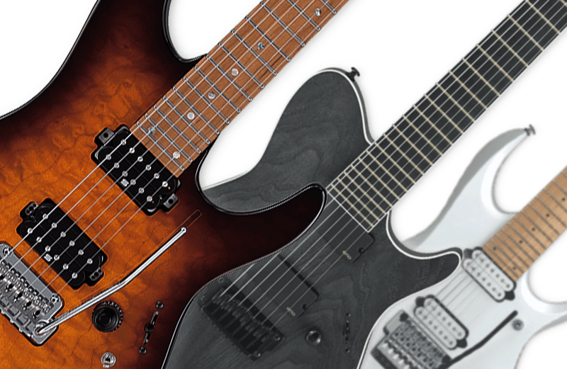 Ibanez Electric Guitars