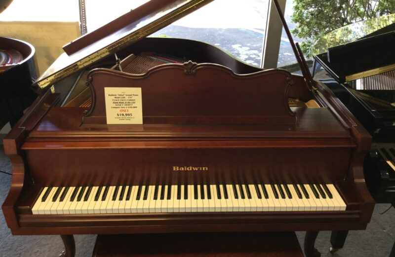 Baldwin Artist Grand Piano Model 226