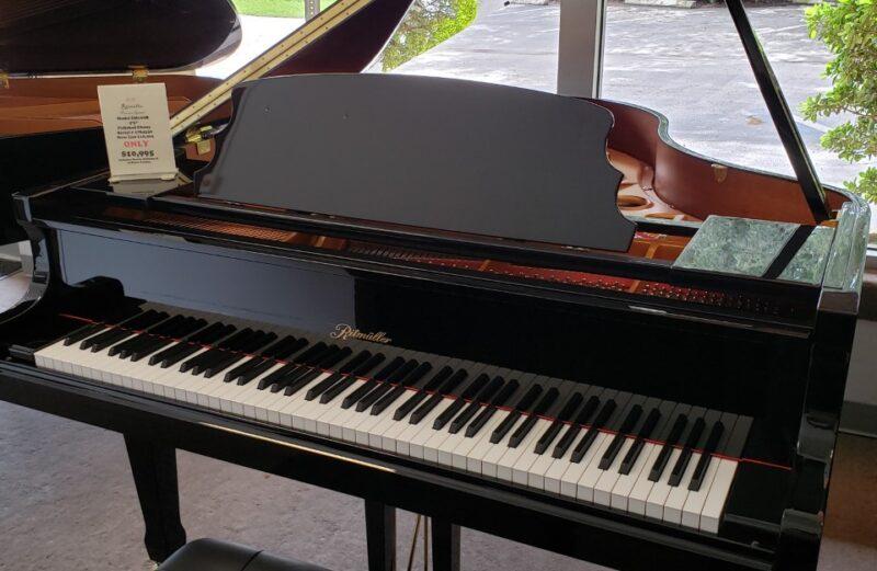 Ritmuller Model GH160R Premium Grand Piano