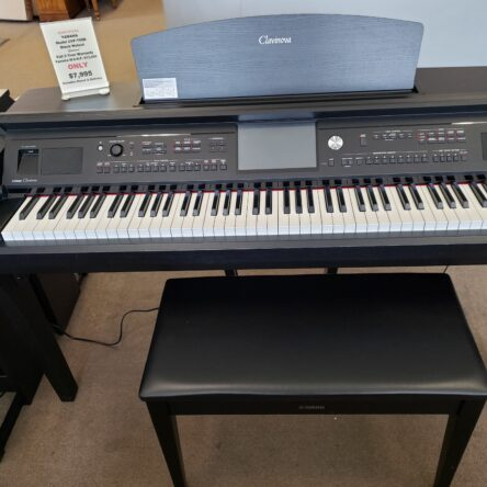 Yamaha CVP-709B Demo Special