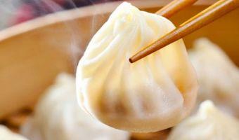steaming dumpling in arcadia calif