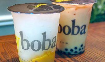 boba drinks