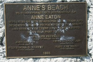 Anne's Beach - Florida Keys Beaches