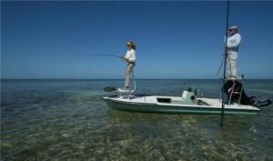 Hells Bay Boat