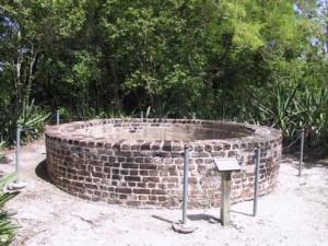 Indian Key cistern