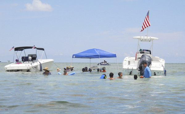 Florida Keys SandBar