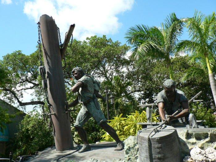 Shipwrecks Florida Keys